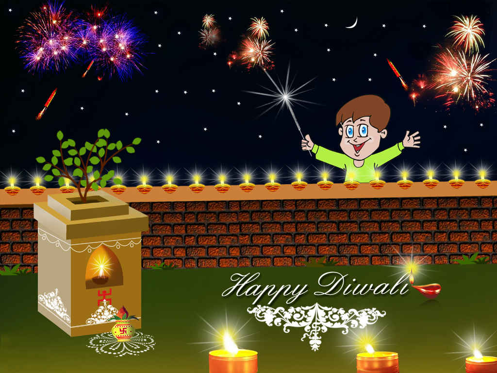 Download Happy Diwali Animated Wallpapers Gallery