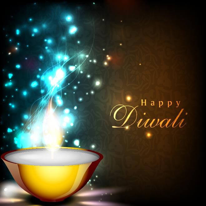 Happy Diwali Beautiful Wallpaper