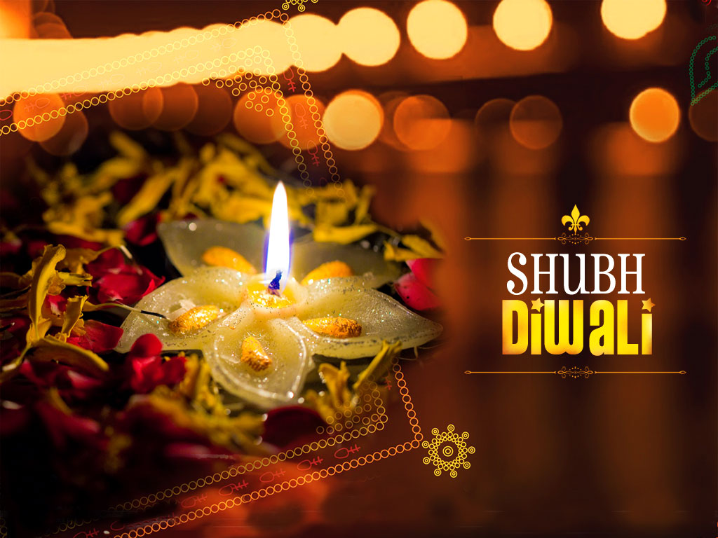 Happy Diwali Latest Wallpaper