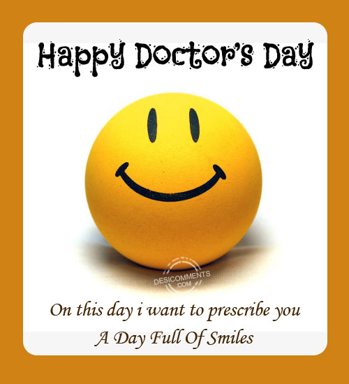 Happy Doctors Day Wallpaper