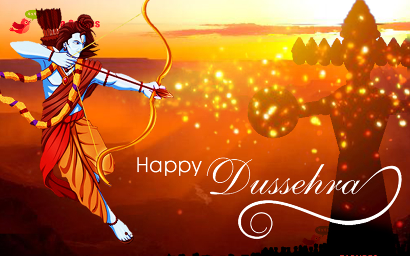 Happy Dushera Wallpaper