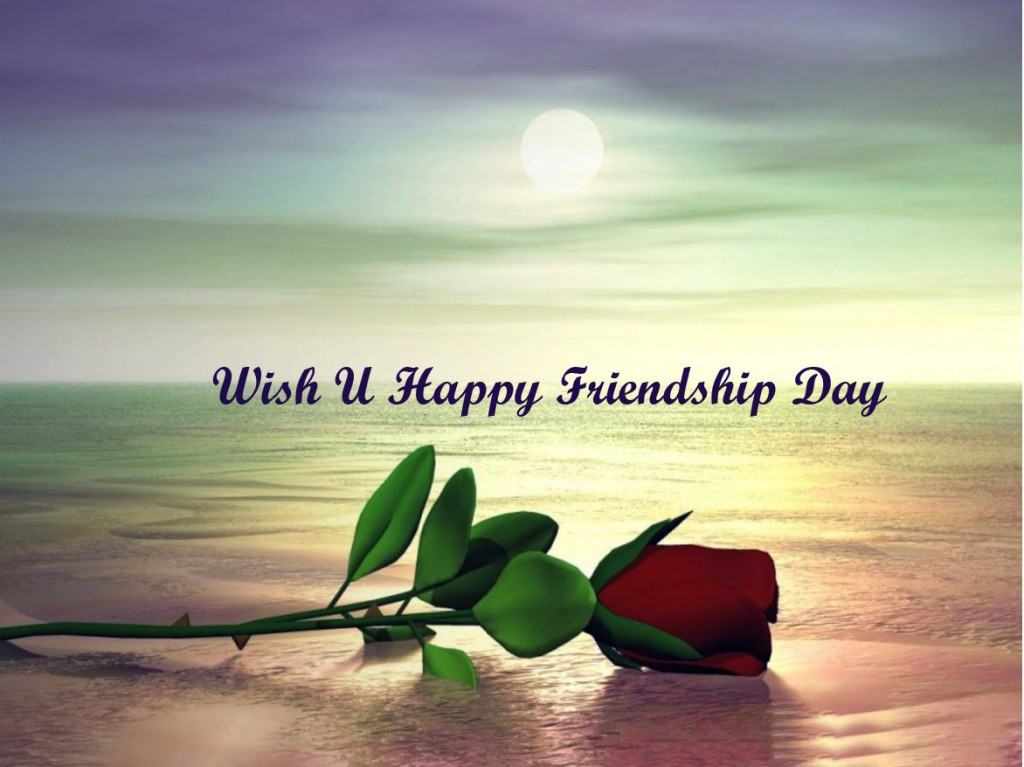 Happy Friend Day Wallpaper