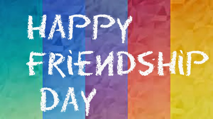 Happy Friendshipday Wallpaper