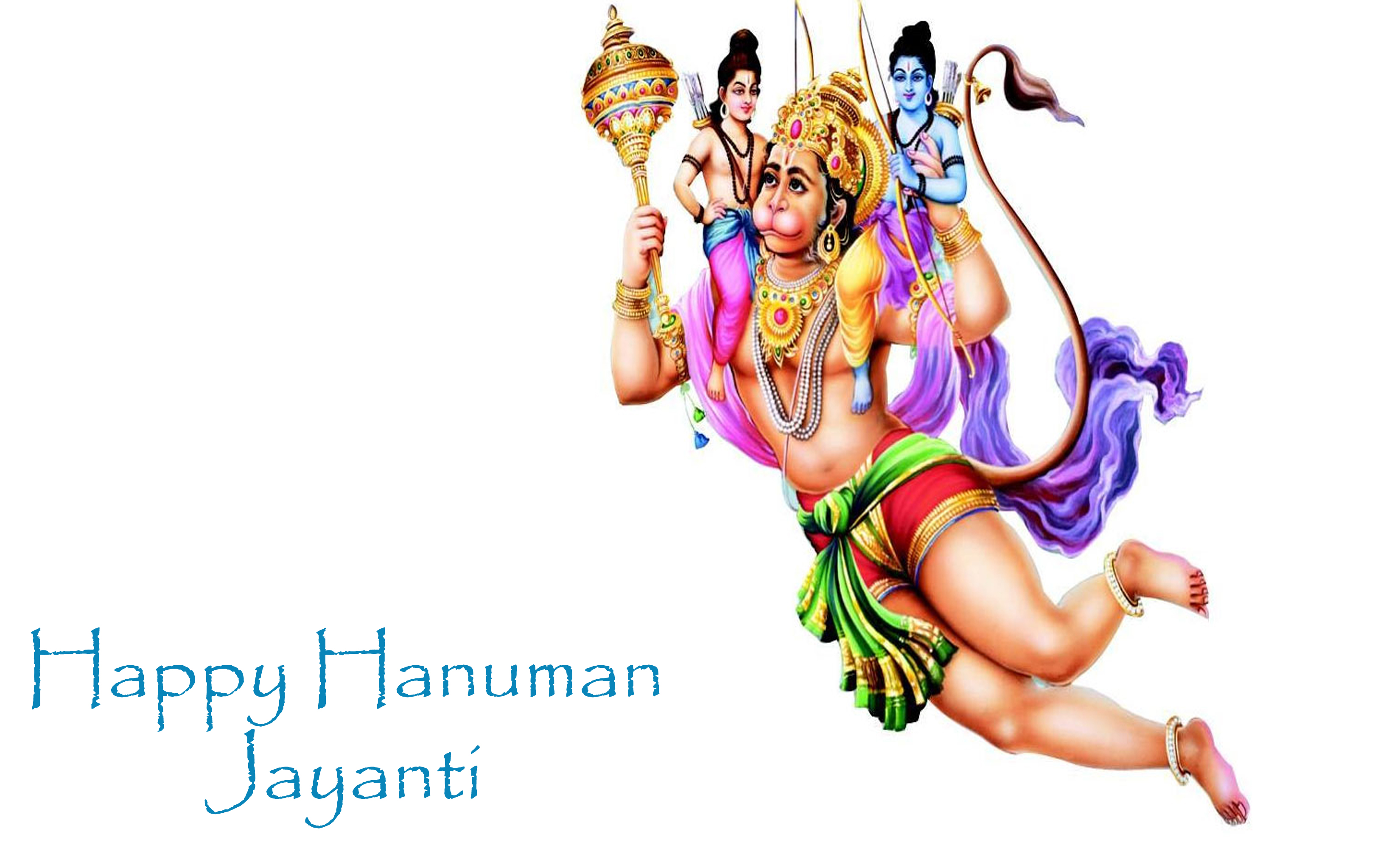 Happy Hanuman Jayanti Wallpapers