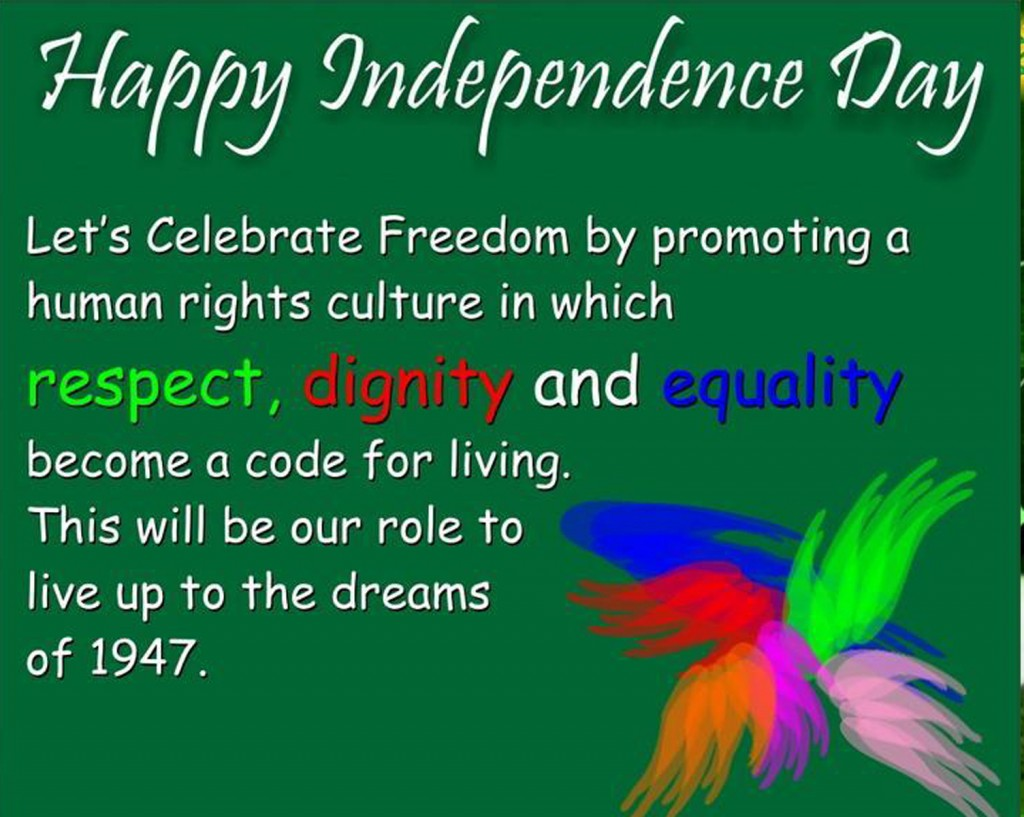Happy Independence Day 14 August Wallpapers