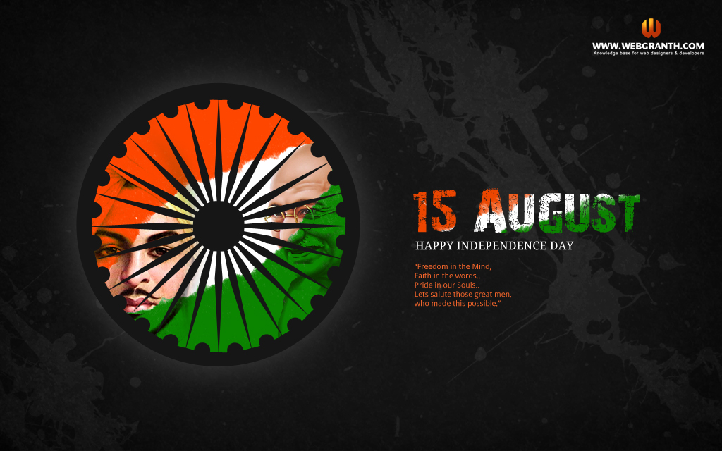 Happy Independence Day India Wallpapers