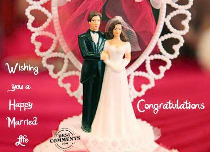 Happy Married Life Wallpaper
