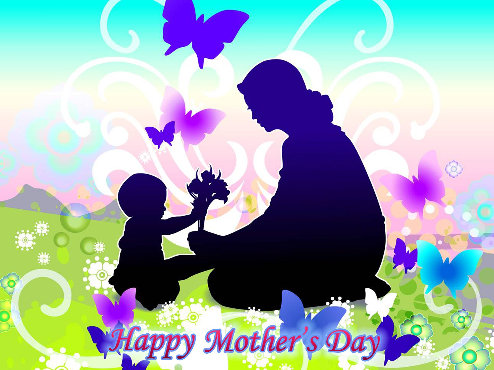 Happy Mother Day Wallpaper