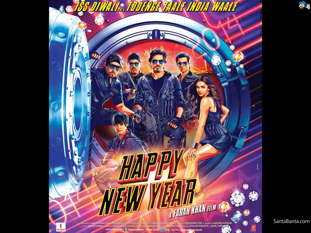 Download Happy New Year Movie HD - 286.5KB