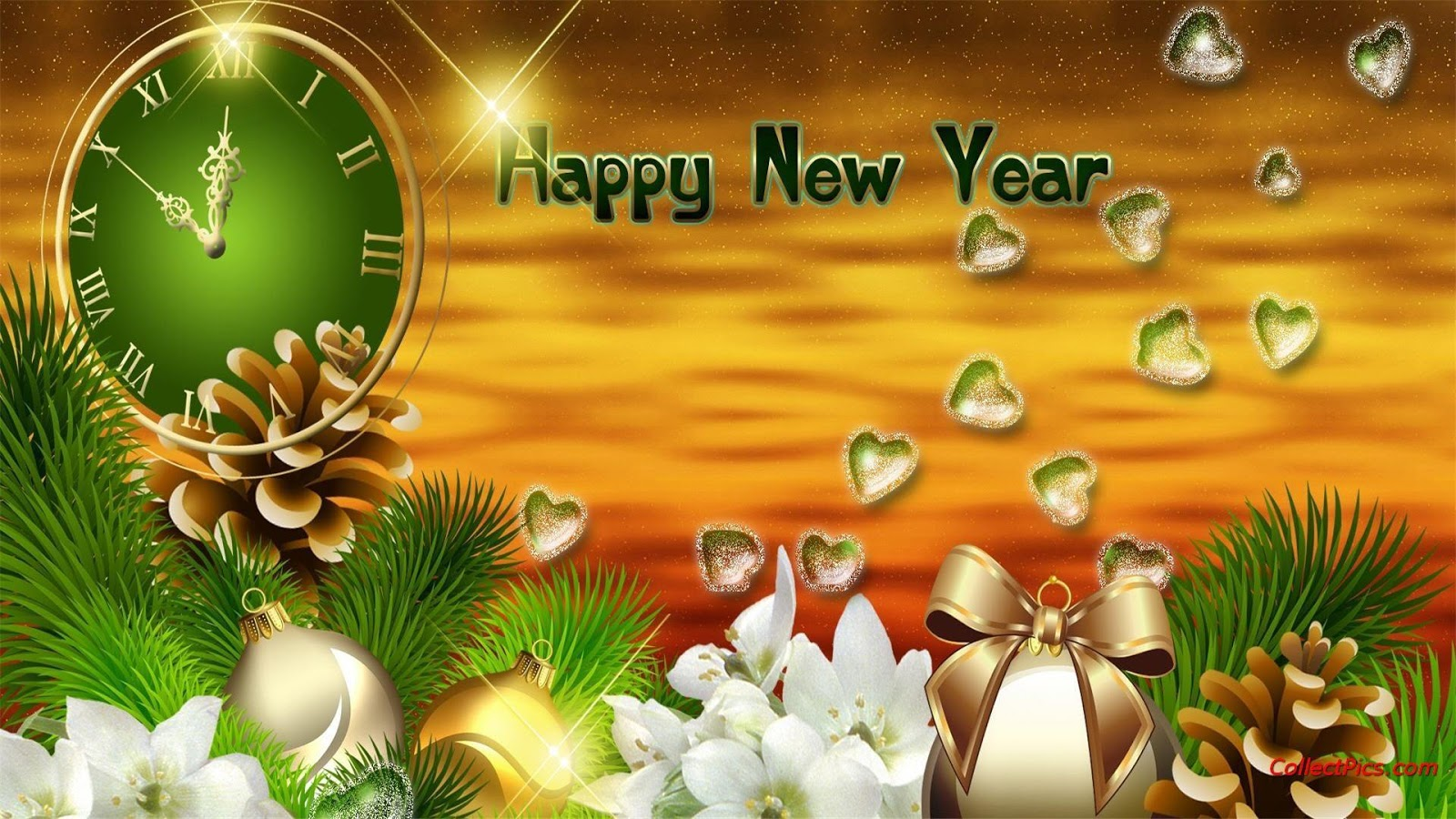 Happy New Years Eve Wallpaper