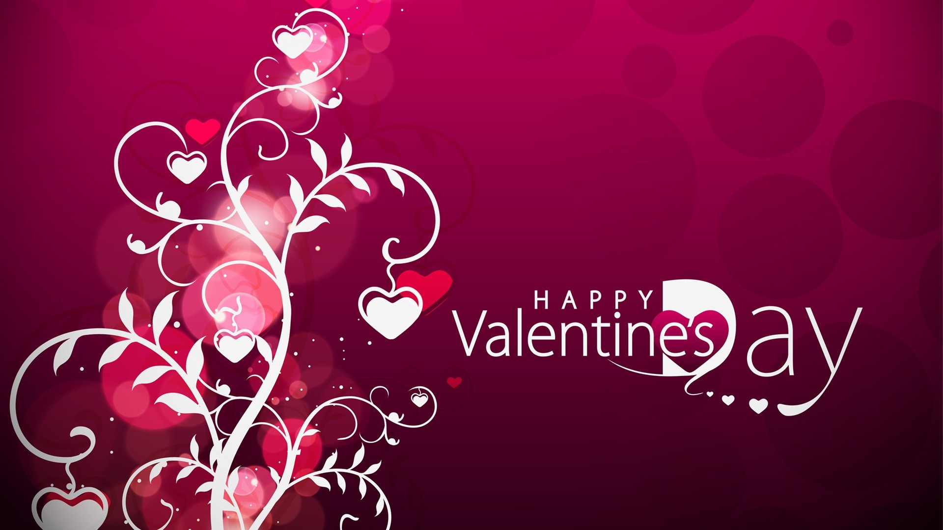 Happy Valentines Day Wallpaper HD