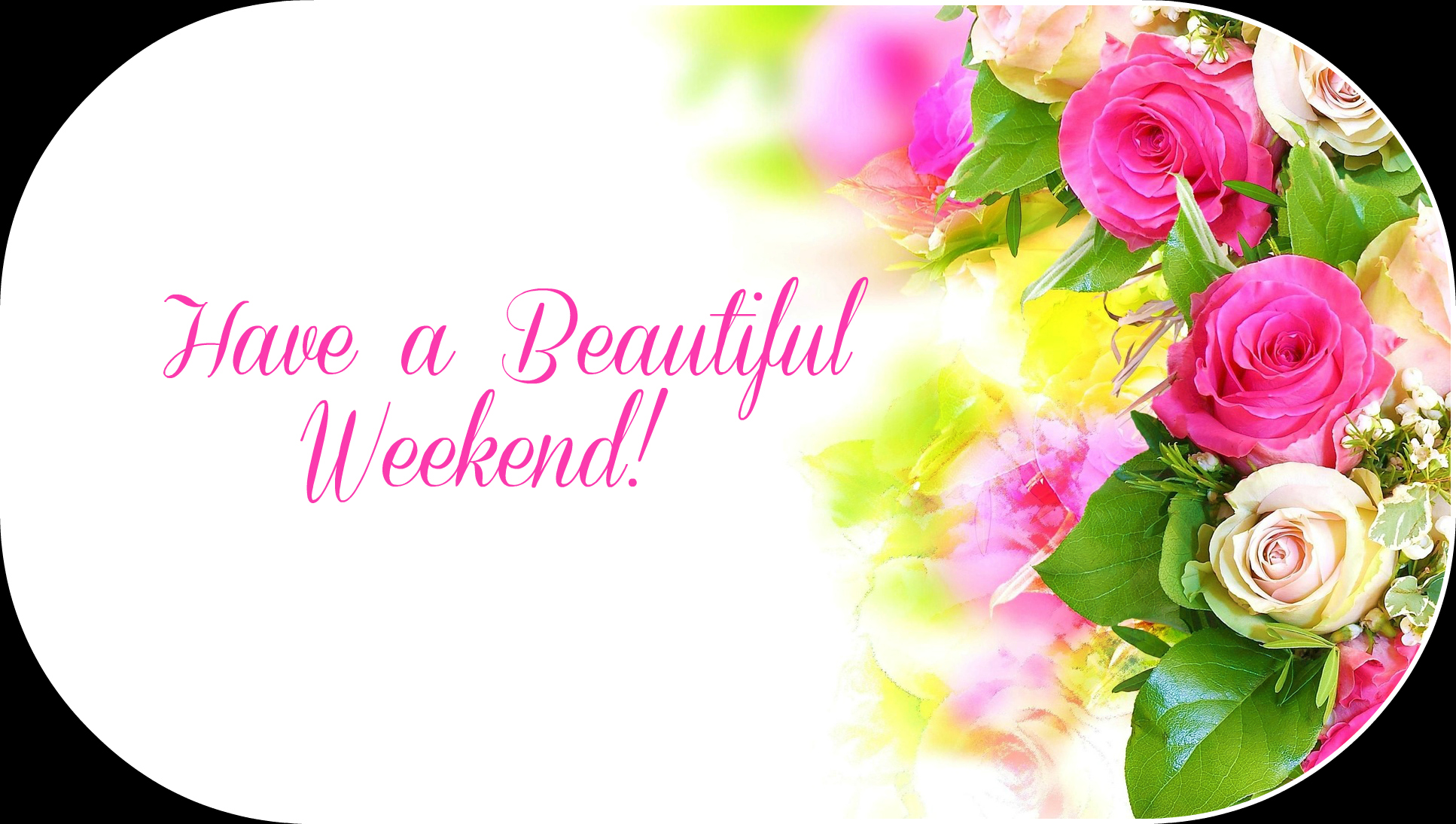 Download Happy Weekend HD Wallpapers Gallery