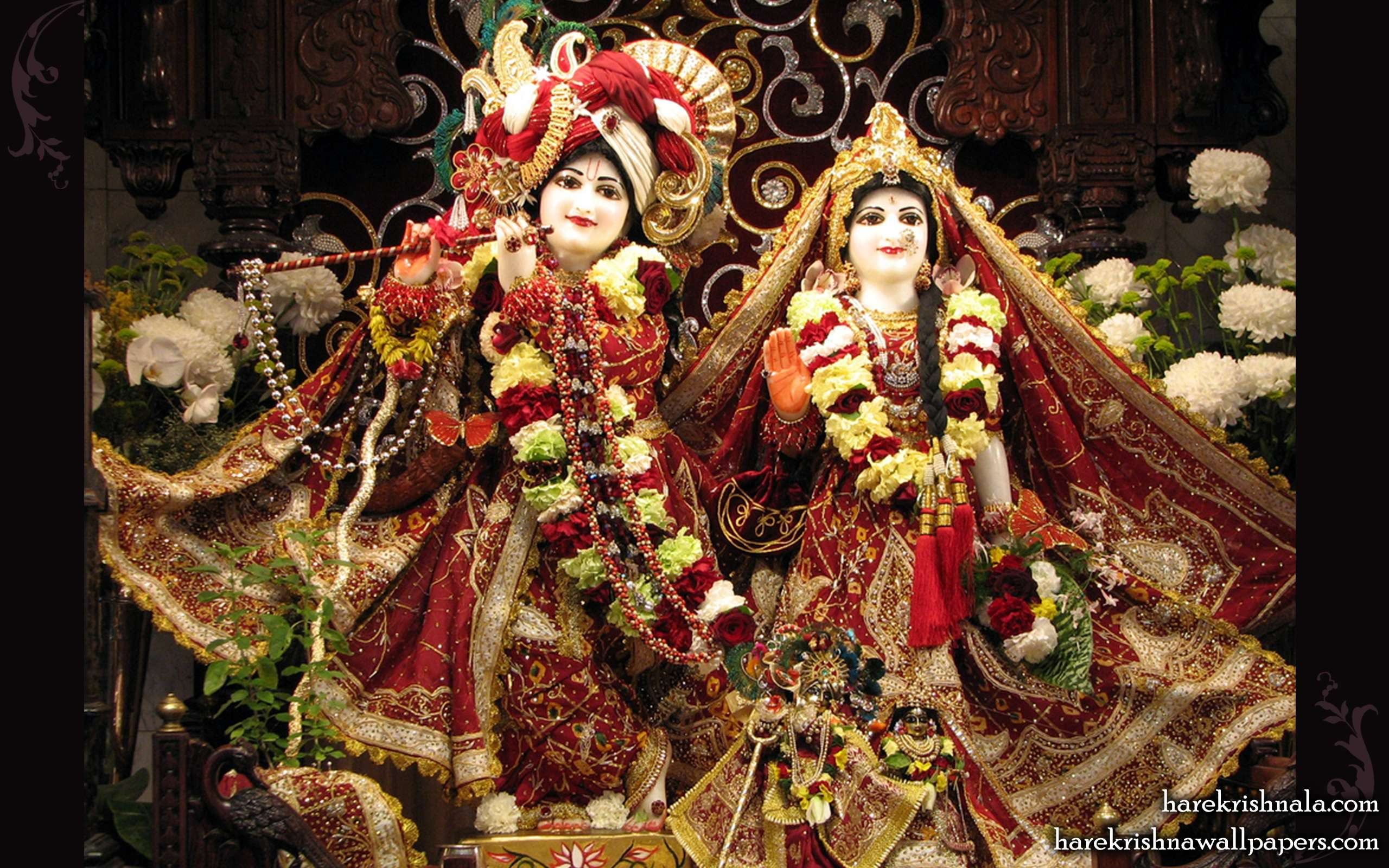 Hare Krishna Wallpapers Com