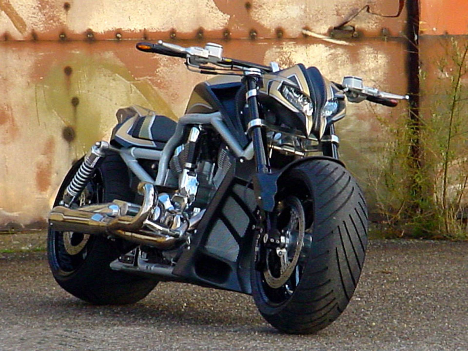 Harley Davidson Bike HD Wallpaper