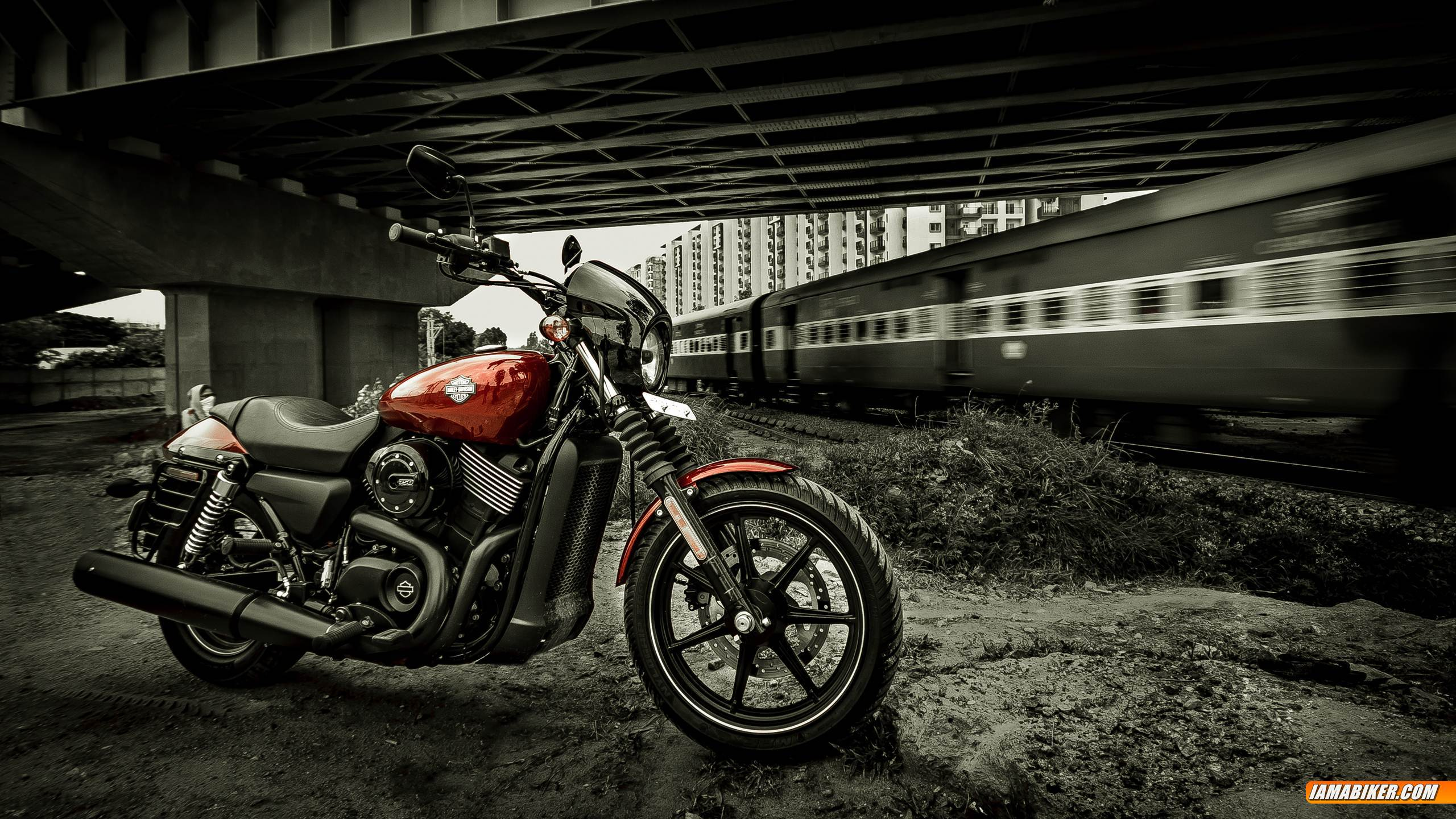 Harley Davidson Street 750 HD Wallpapers