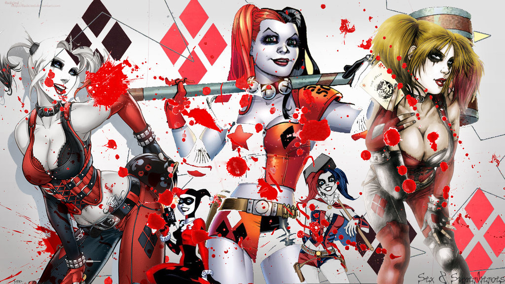 Harley Quinn New 52 Wallpaper