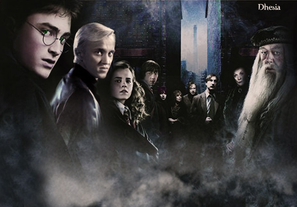 Download Harry Potter Half Blood Prince Wallpaper Gallery