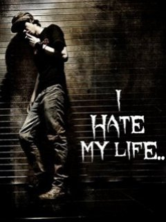 Hate My Life Wallpaper