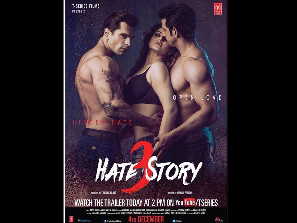 Hate Story 3 2015 Movie User Reviews - Bollywood