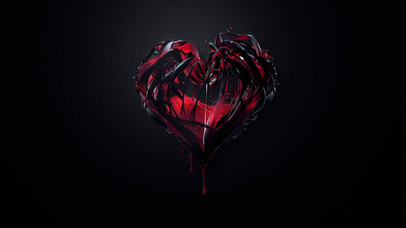 Heart Blood Wallpaper