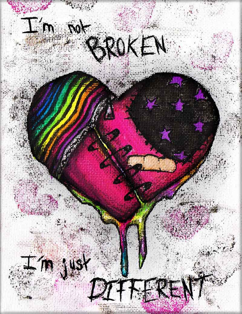 Heart Break Wallpaper Free Download