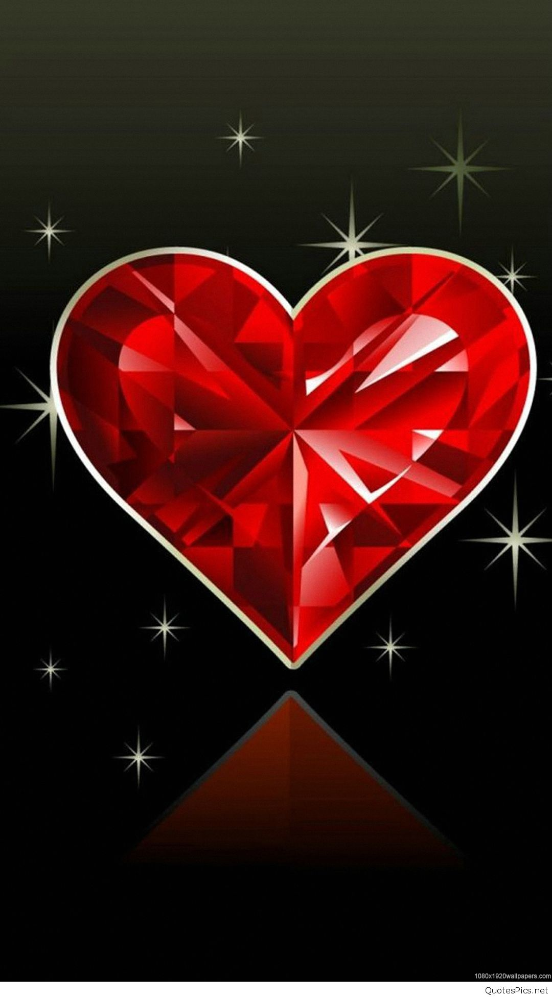 Heart Wallpaper HD For Mobile