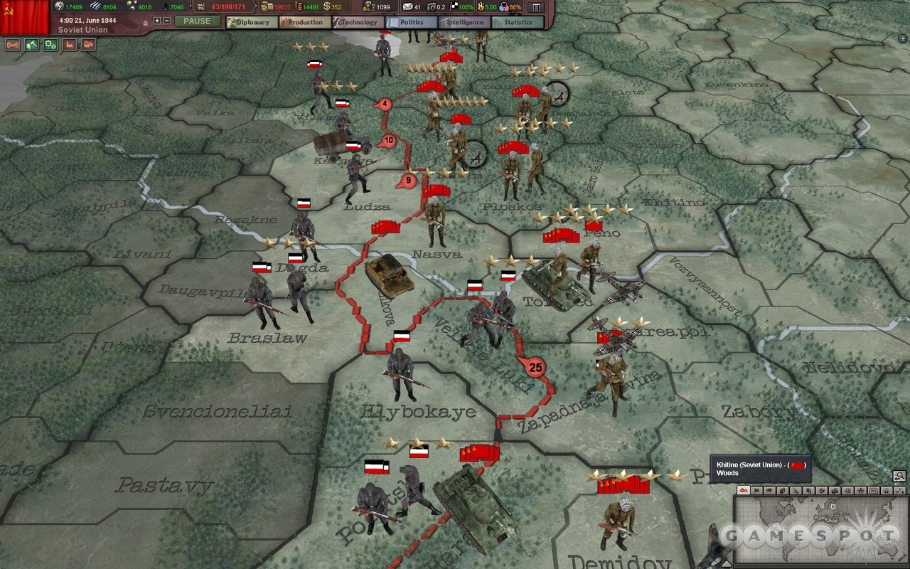 Download Hearts Of Iron 3 Wallpaper Gallery