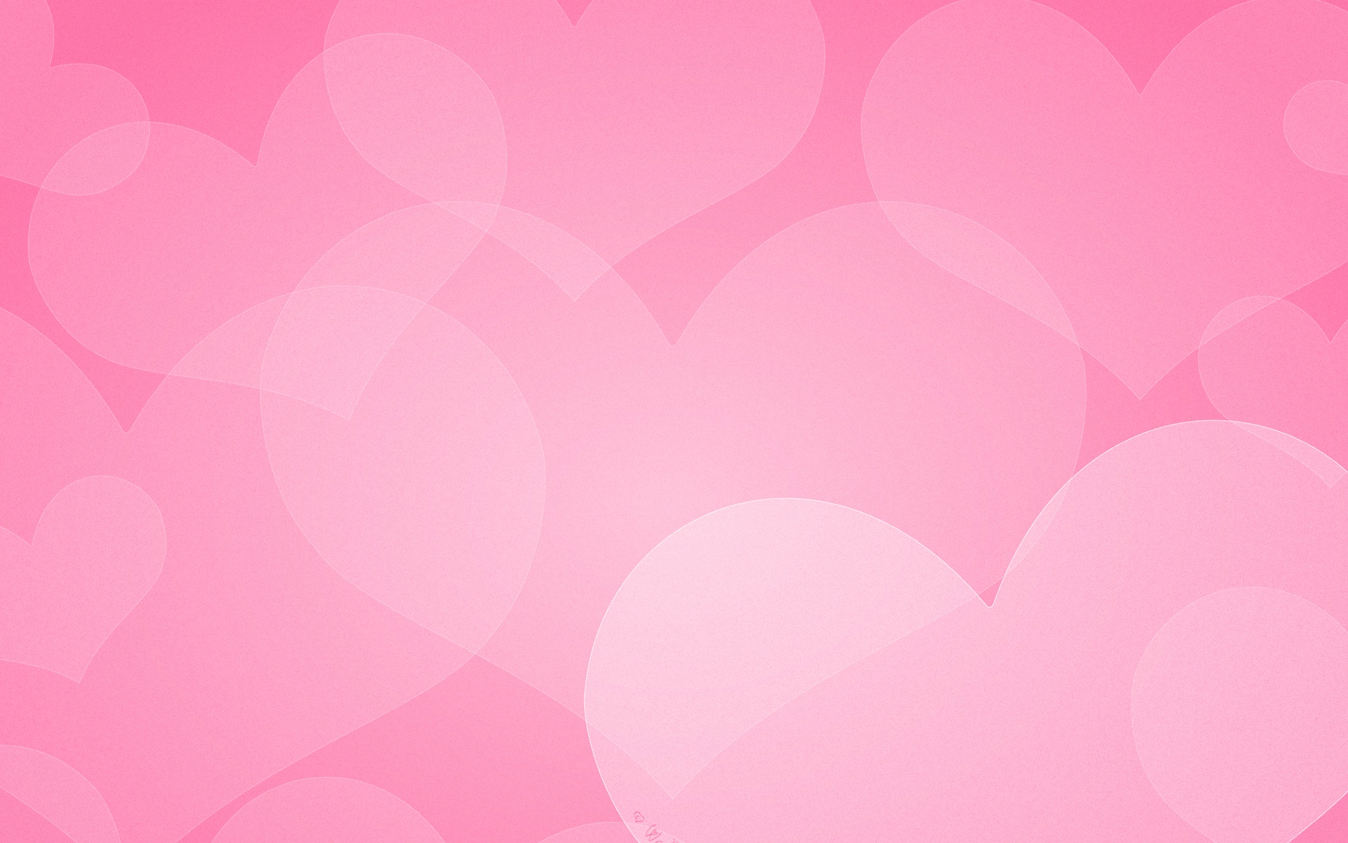 Hearts Wallpaper