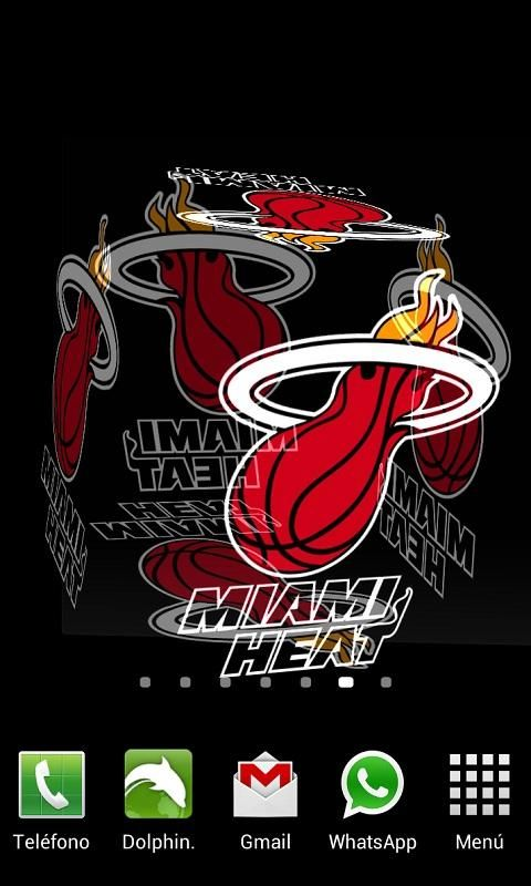 Heat Live Wallpaper