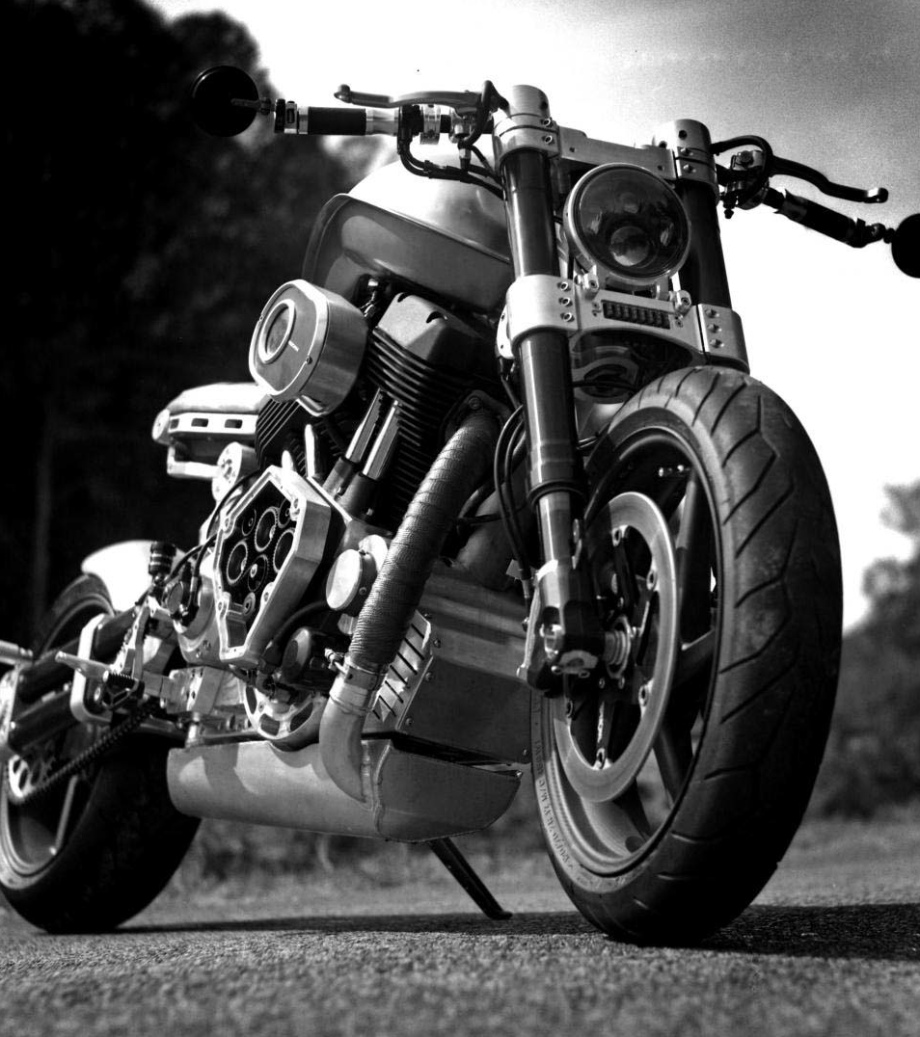 Hellcat Bike Wallpapers