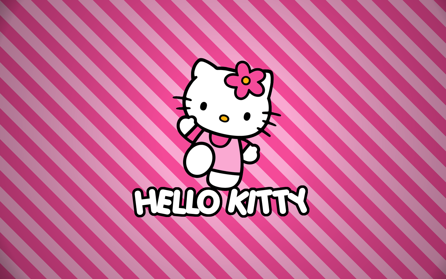 Hello Kitty Full HD Wallpaper