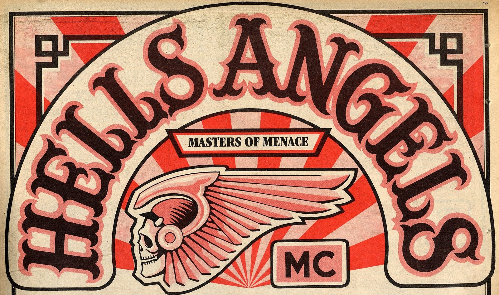 hells angels Hells angels, montreal, quebec 7,081 likes 78 talking about this 11 were here the founding of the hells angels motorcycle club on march 17th 1948.