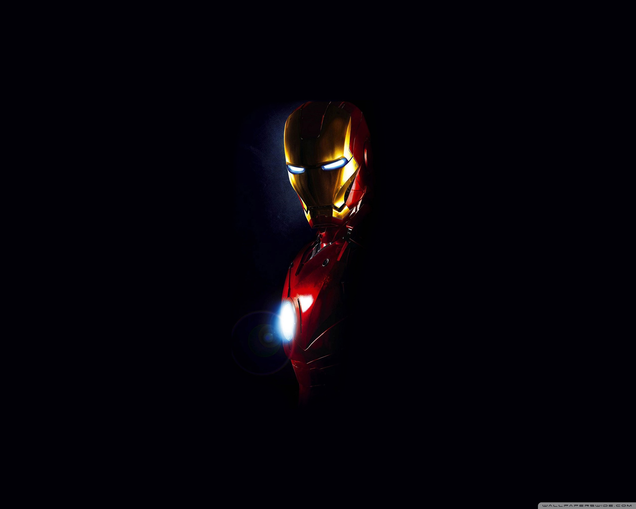 High Resolution Iron Man Wallpaper