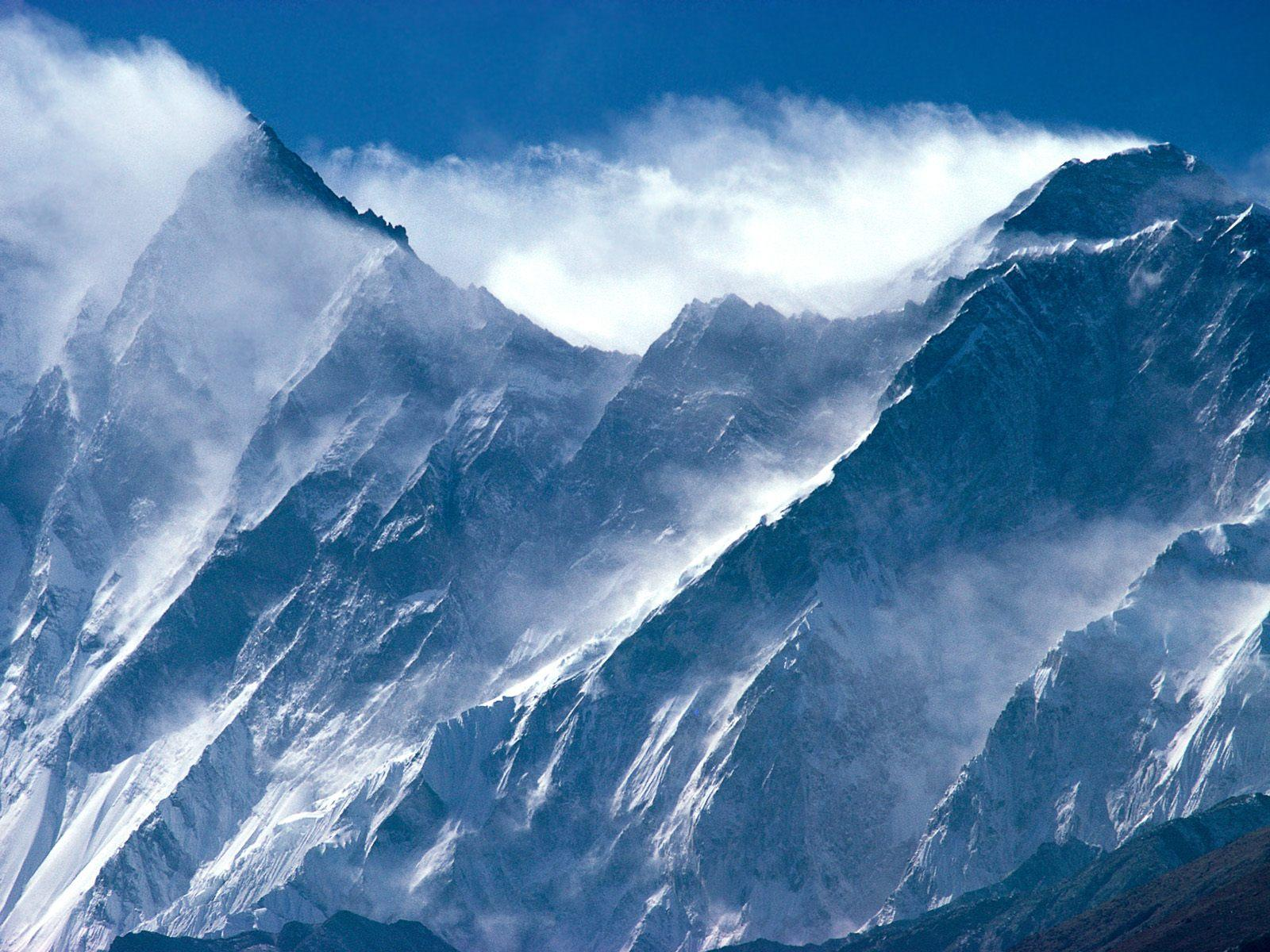 Himalayan Mountains Wallpaper