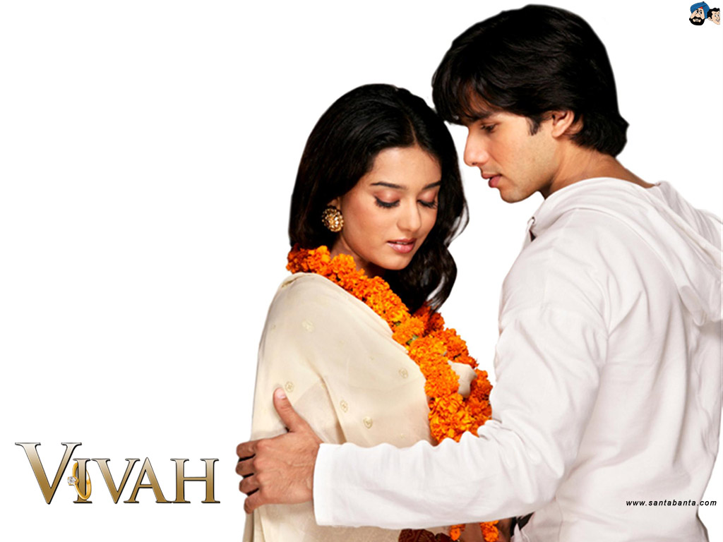 Hindi Indian Movie Vivah Wallpaper Downloads