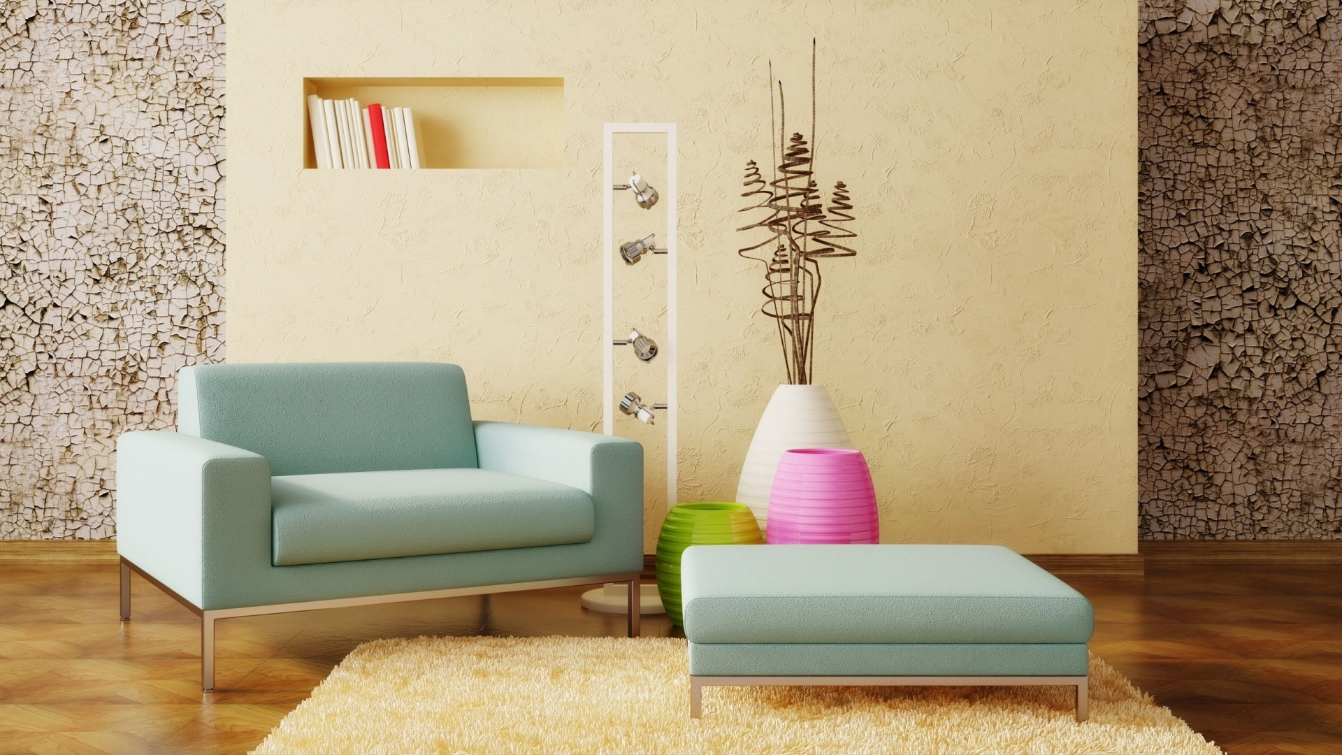Home Decoration Wallpaper