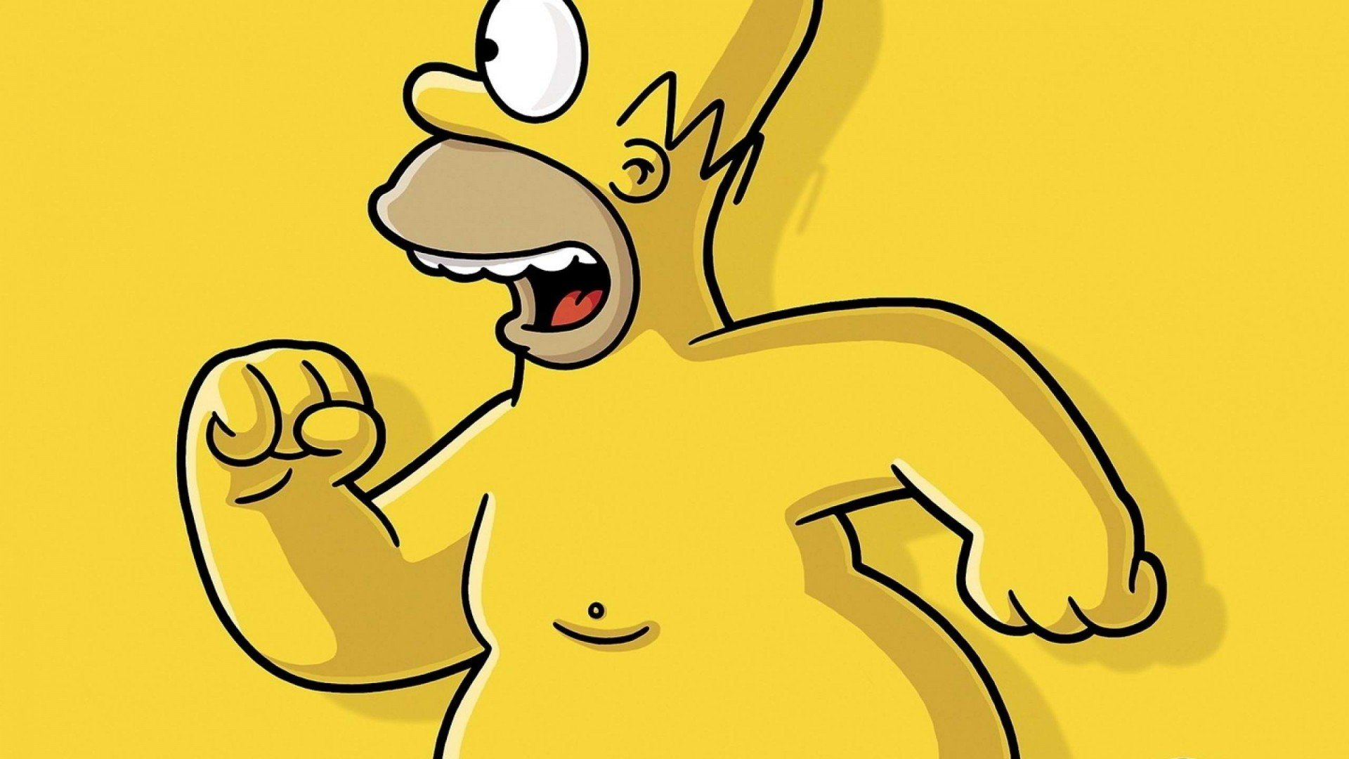 Homer Wallpaper