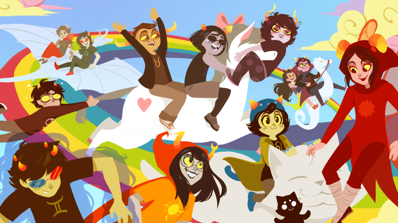Homestuck Wallpapers