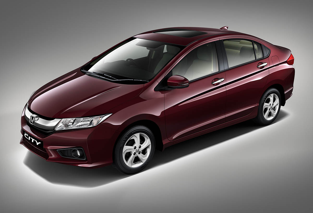 Honda City Wallpaper HD