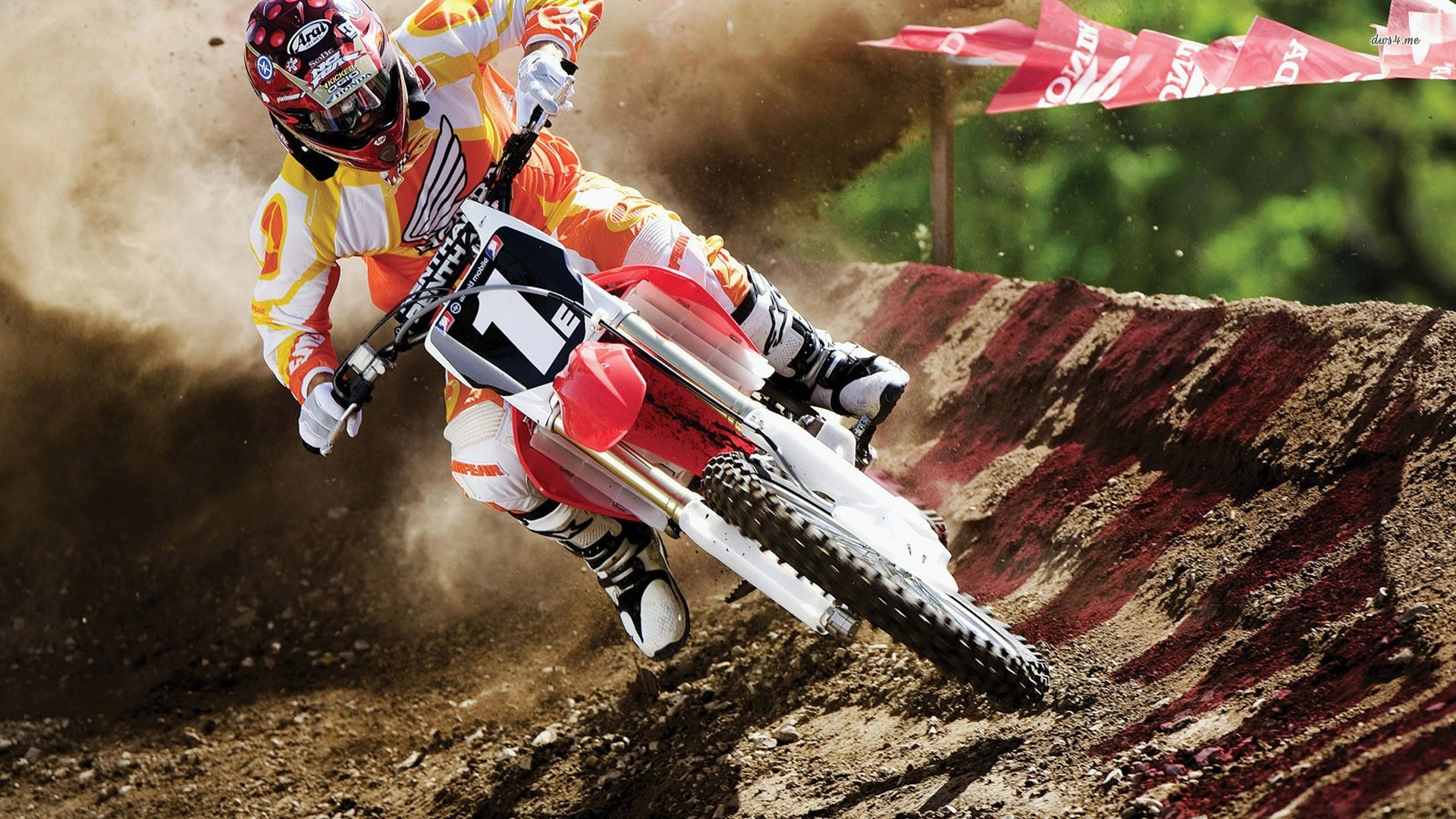 Honda Crf250r Wallpaper