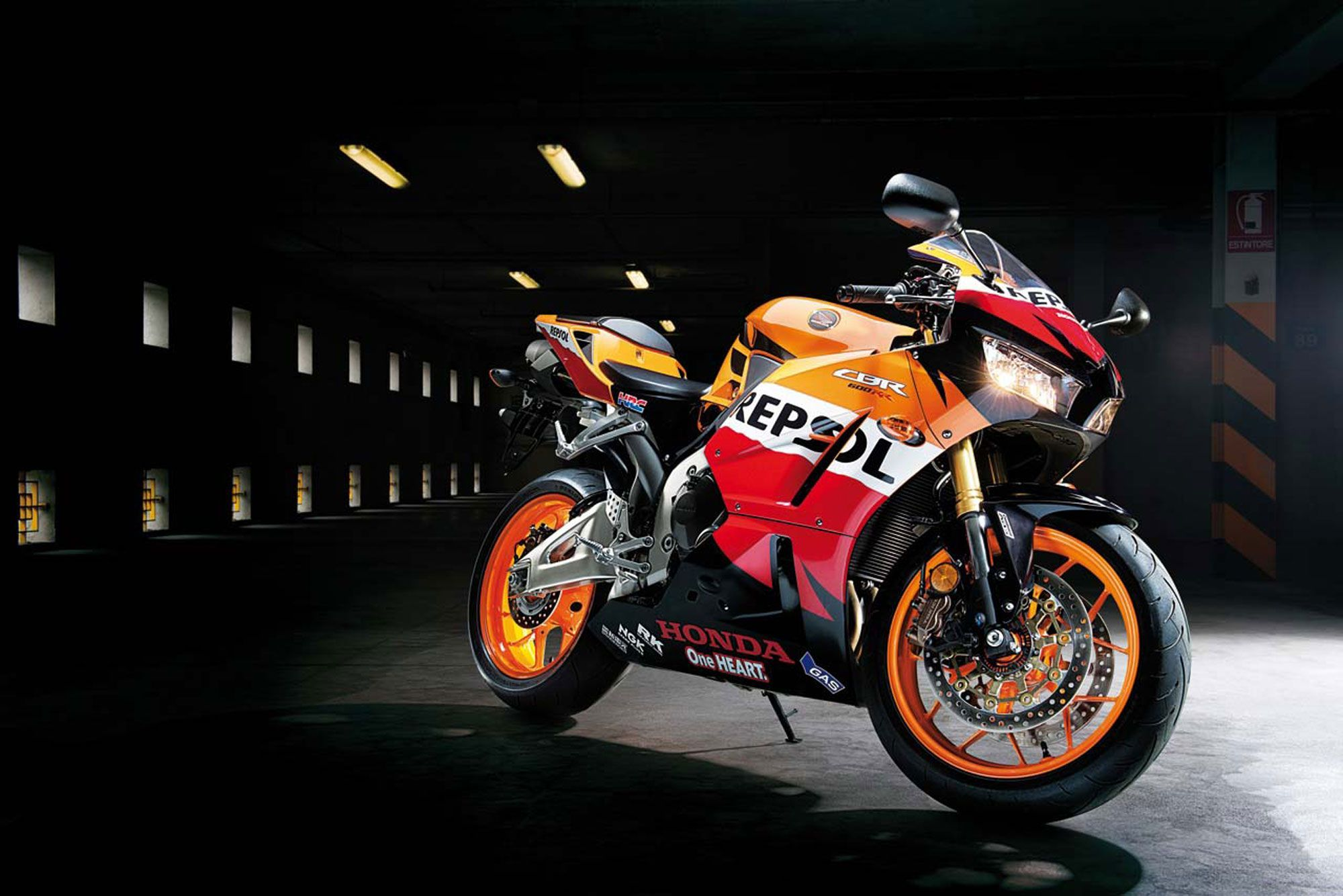 Honda Repsol Wallpaper