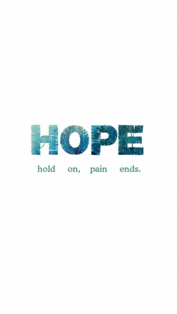 Hope Iphone Wallpaper