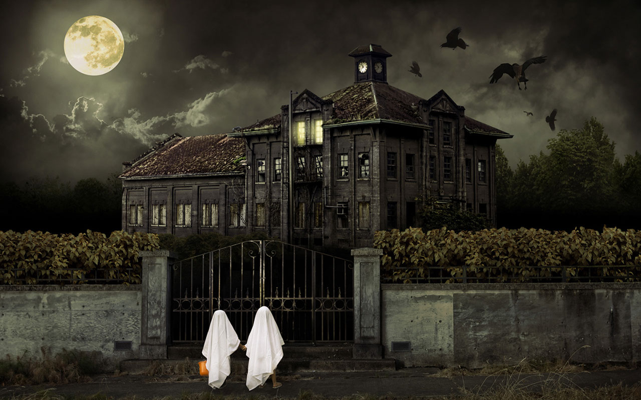 Horror HD Wallpapers Free Download
