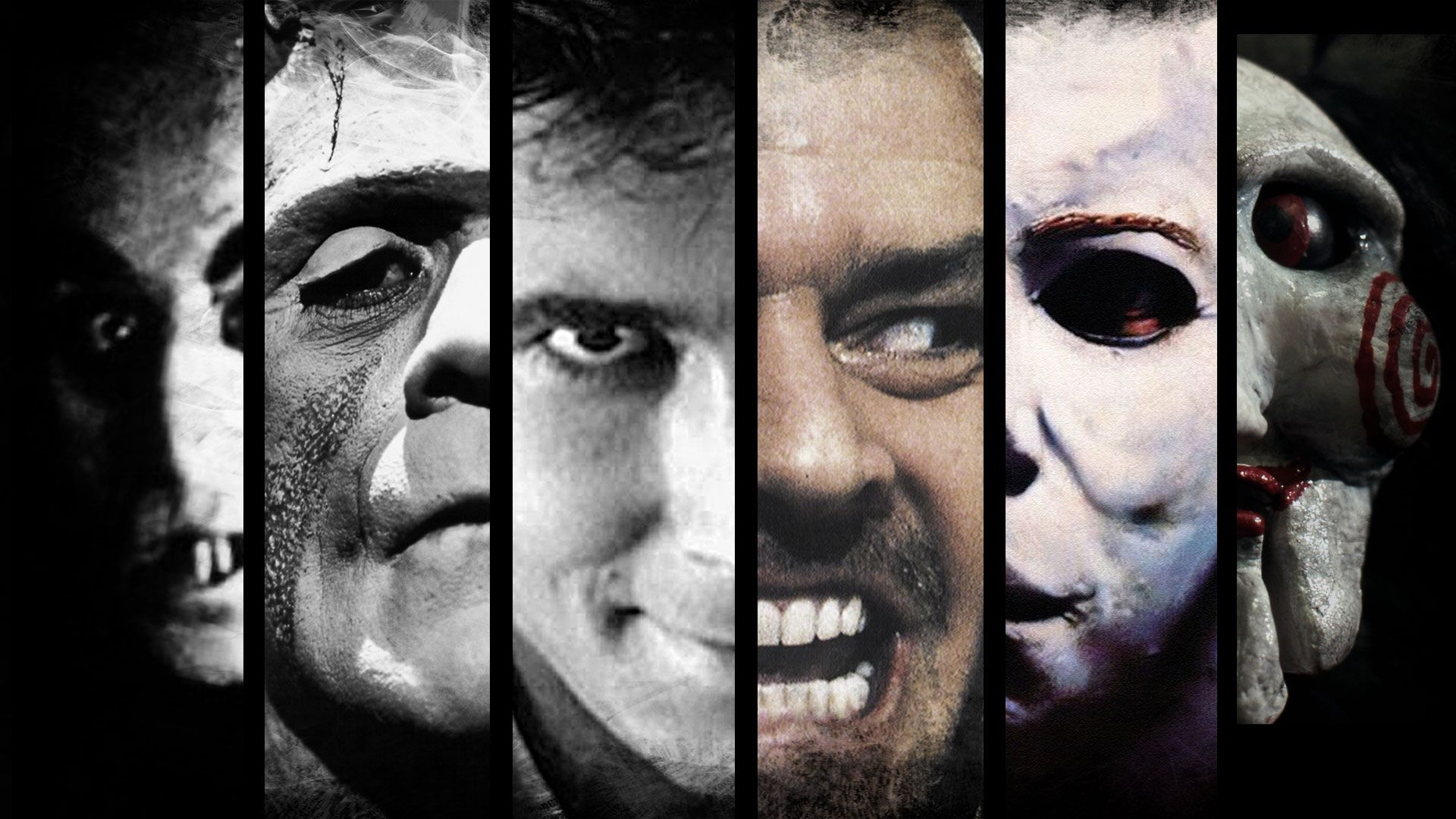 Horror Movie Desktop Wallpaper