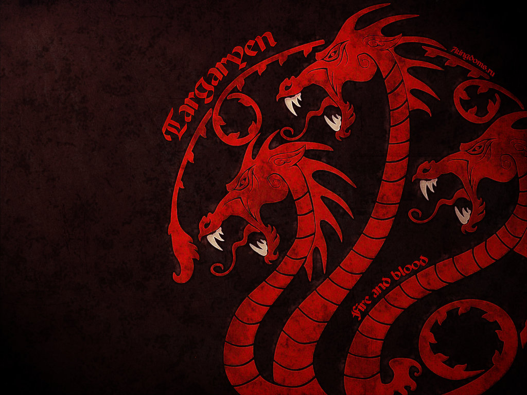 House Of Targaryen Wallpaper