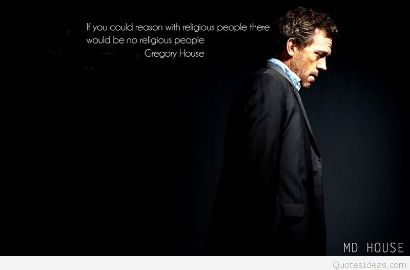 House Quotes Wallpaper