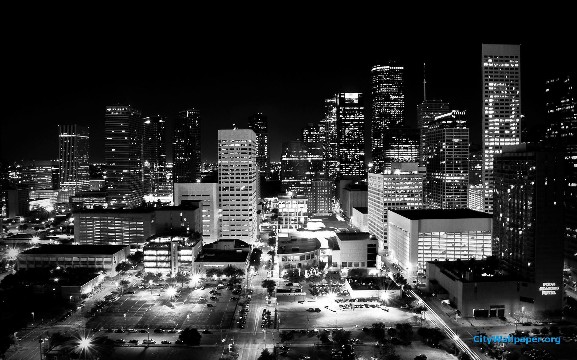 Houston Skyline Wallpaper