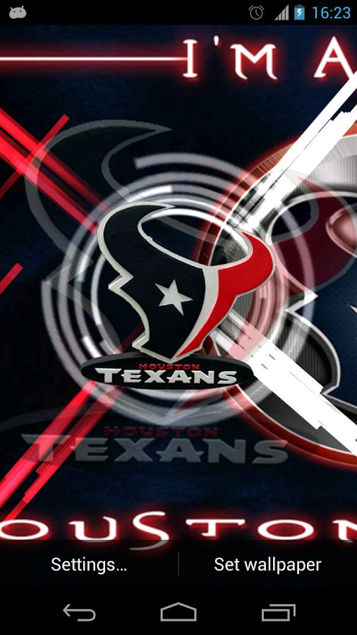 Houston Texans Live Wallpaper