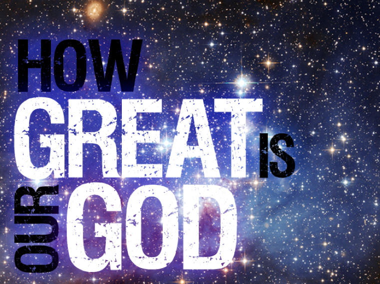 How Great Is Our God Wallpaper