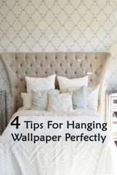 How Hard Is It To Hang Wallpaper
